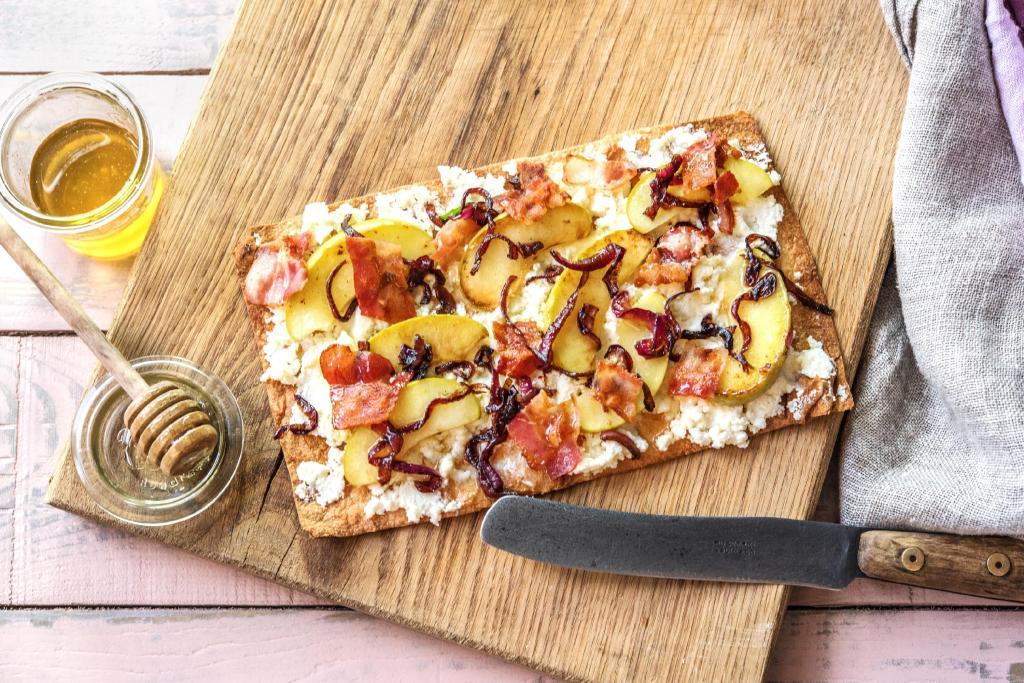 kid-friendly recipes-bacon apple-HelloFresh