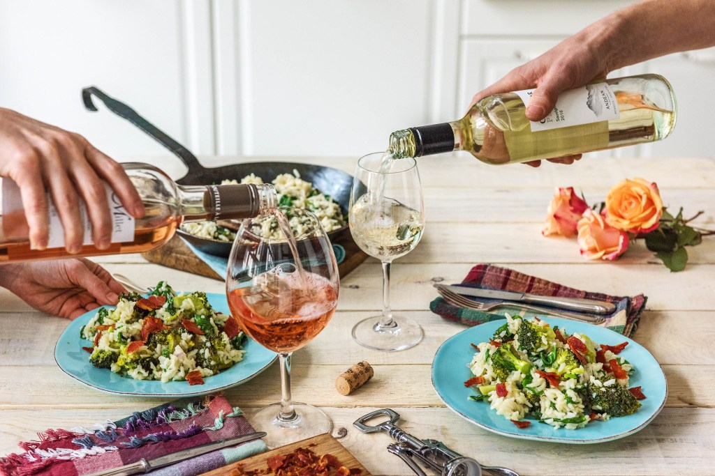 HelloFresh menu-wine-club