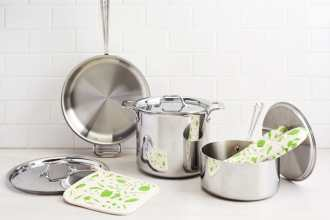 Difference Between Nonstick and Stainless Steel Pots and Pans
