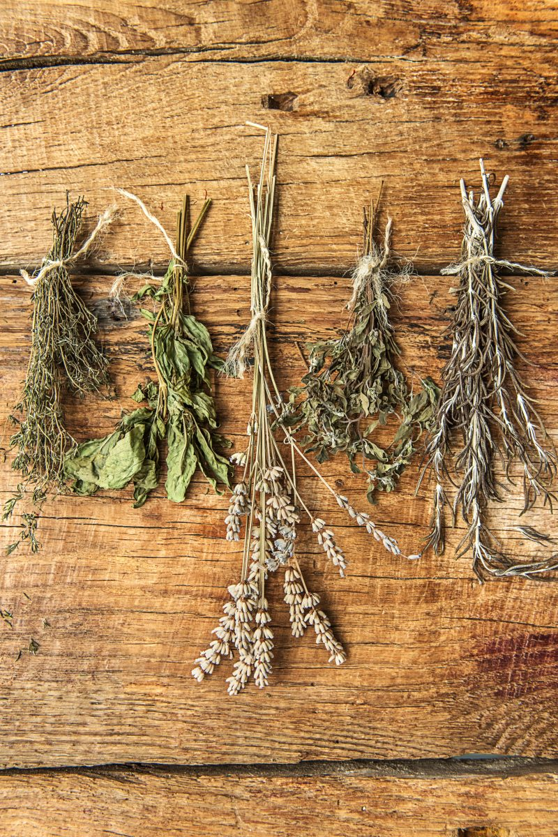 Herbs and Spices-HelloFresh-Thyme-Basil-Lavender-Oregano-Rosemary