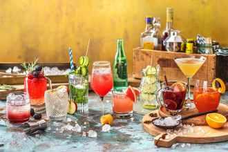 12 Holiday Cocktails (And Mocktails) To Reward Your Hustle-Bustle
