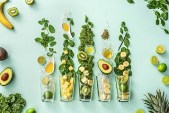 5 Feel-Good Green Smoothies
