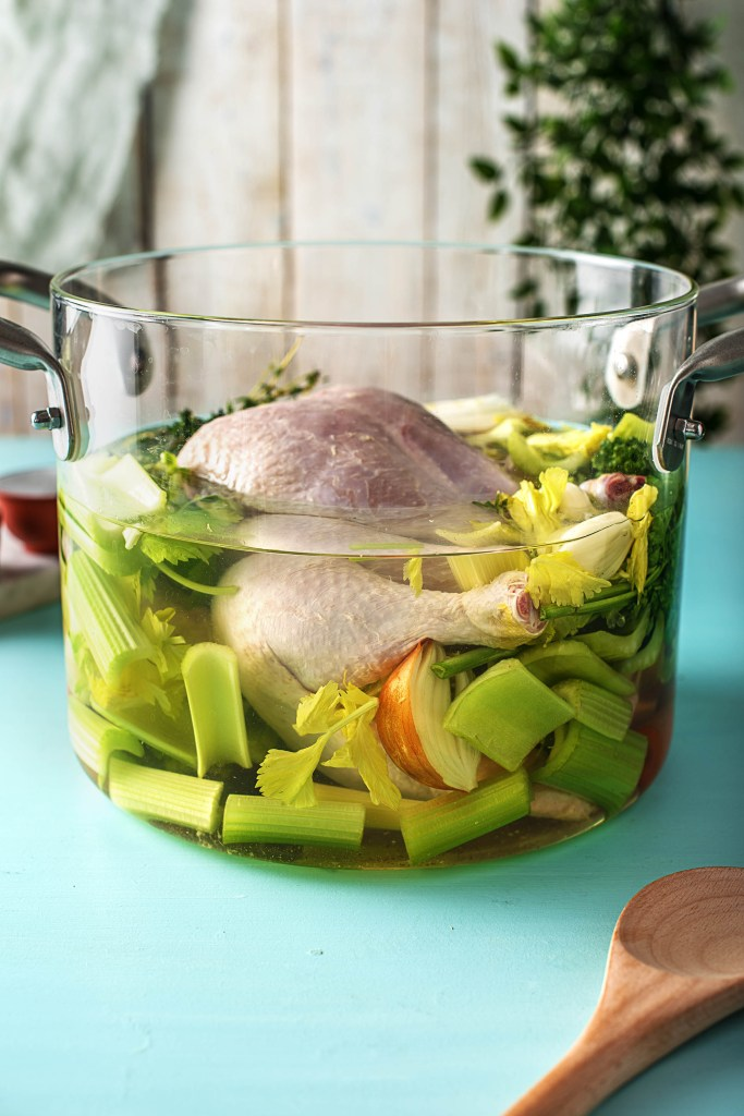 difference between stock and broth-HelloFresh