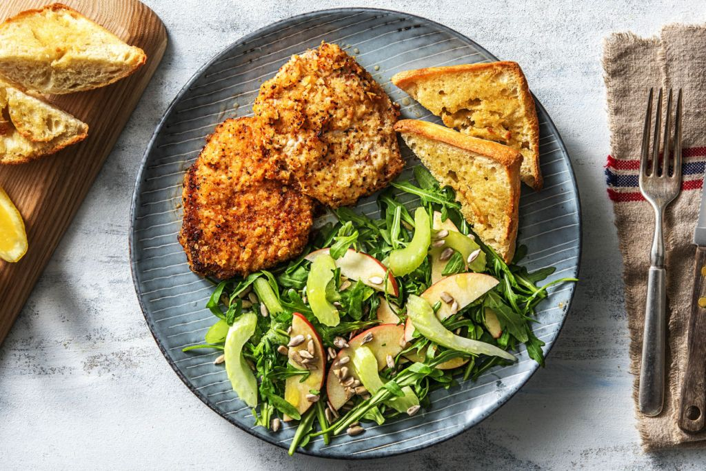 quick and easy recipes-20-minute-meals-HelloFresh-pork-cutlets