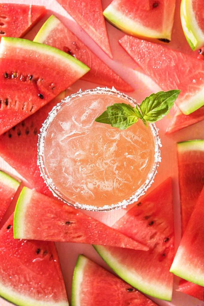 summer party-tips-tricks-recipes-HelloFresh-watermelon-margaritas