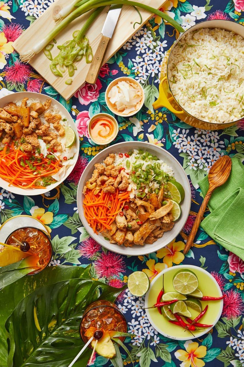 poke bowl recipe-Global Eats-HelloFresh