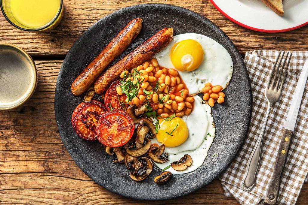 breakfast around the world-HelloFresh-England