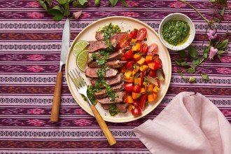 How to Make Chimichurri (+win big while you're at it)