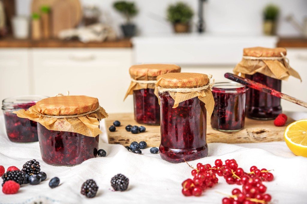 homemade jam-recipe-HelloFresh