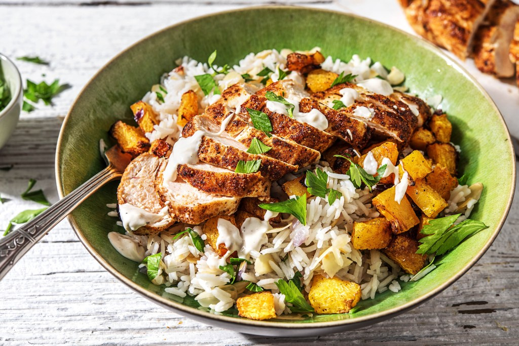 easy chicken dinner-HelloFresh