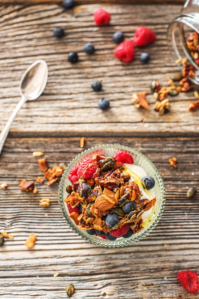 homemade granola recipe-HelloFresh