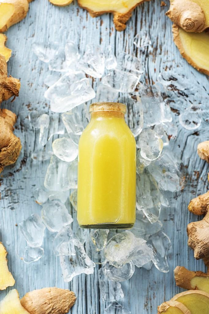 ginger shot-HelloFresh-recipe-lemon