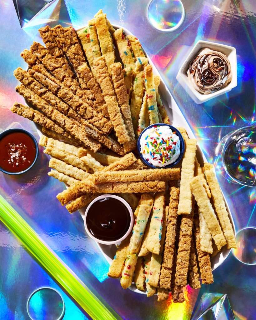 cookie fries trend