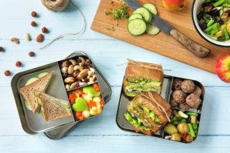 Back to School: Unsere Lunch Rezepte #1