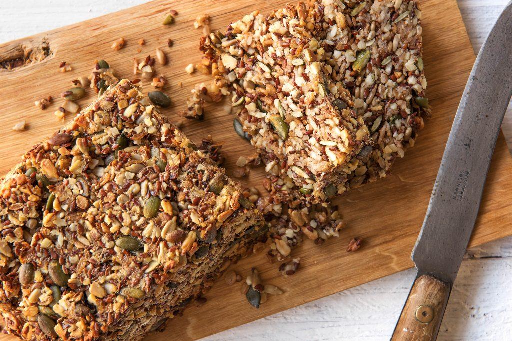 Brot selber backen: Brot ohne Mehl