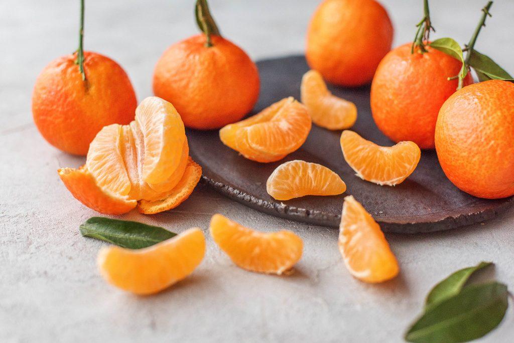 Zitrusfrüchte Liste: Mandarine