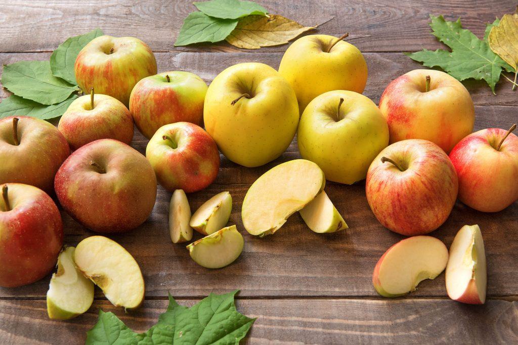 Äpfel zum Backen: Übersicht