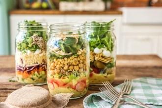Ganz in grün: Unsere liebsten Salatsorten
