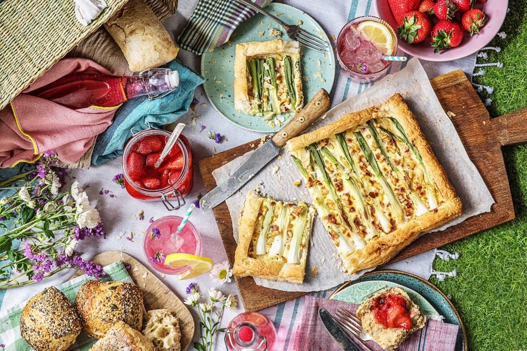 Essen im Freien: Top 12 Rezepte für draußen