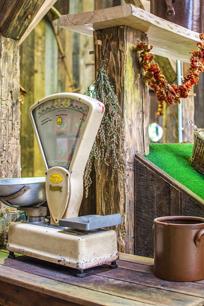 Frisches vom Bauern: Hofladen Vierfelderhof