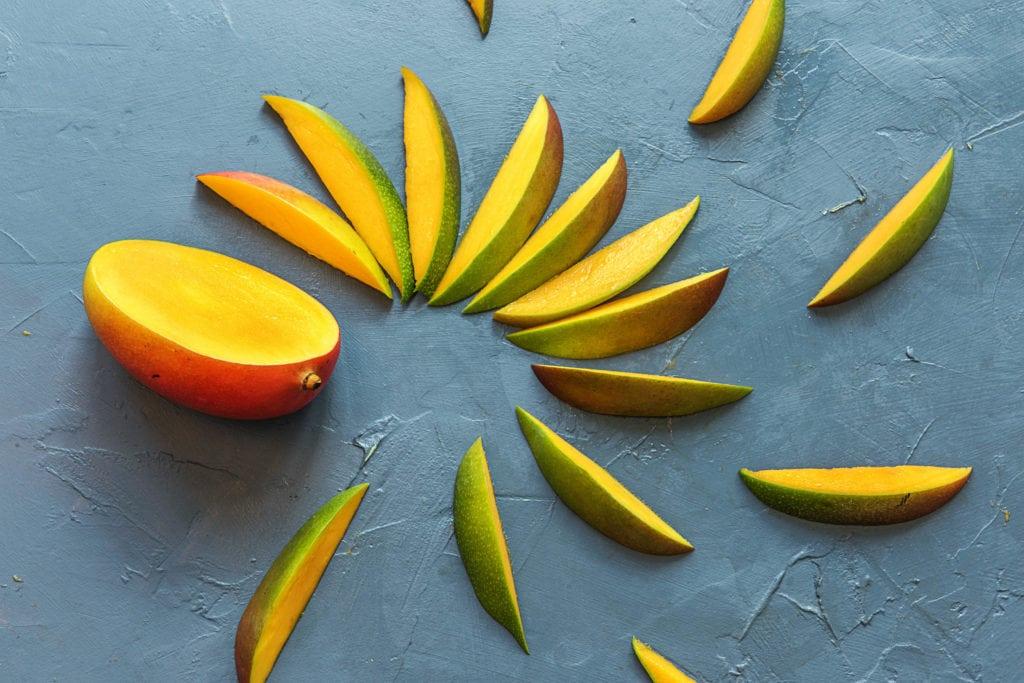 Unsere Sommer-Smoothies mit Mango