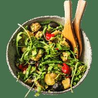 Mediterraner Kartoffel-Salat