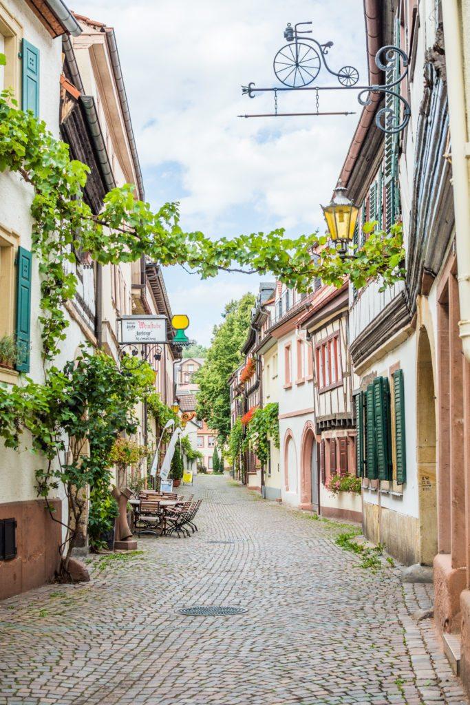 Kulinarisch unterwegs auf der Deutschen Weinstraße: Neustadt an der Weinstraße