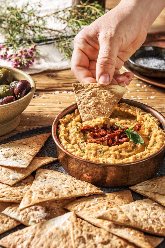 Hummus selber machen ist nicht schwer
