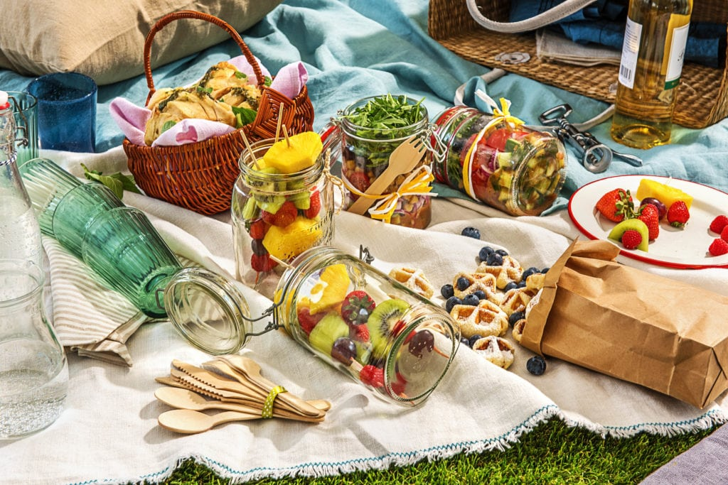 Unsere Picknick Rezepte: Schnell und lecker