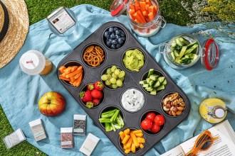 Mit diesen Picknick Ideen wirst Du zum Picknick Profi!