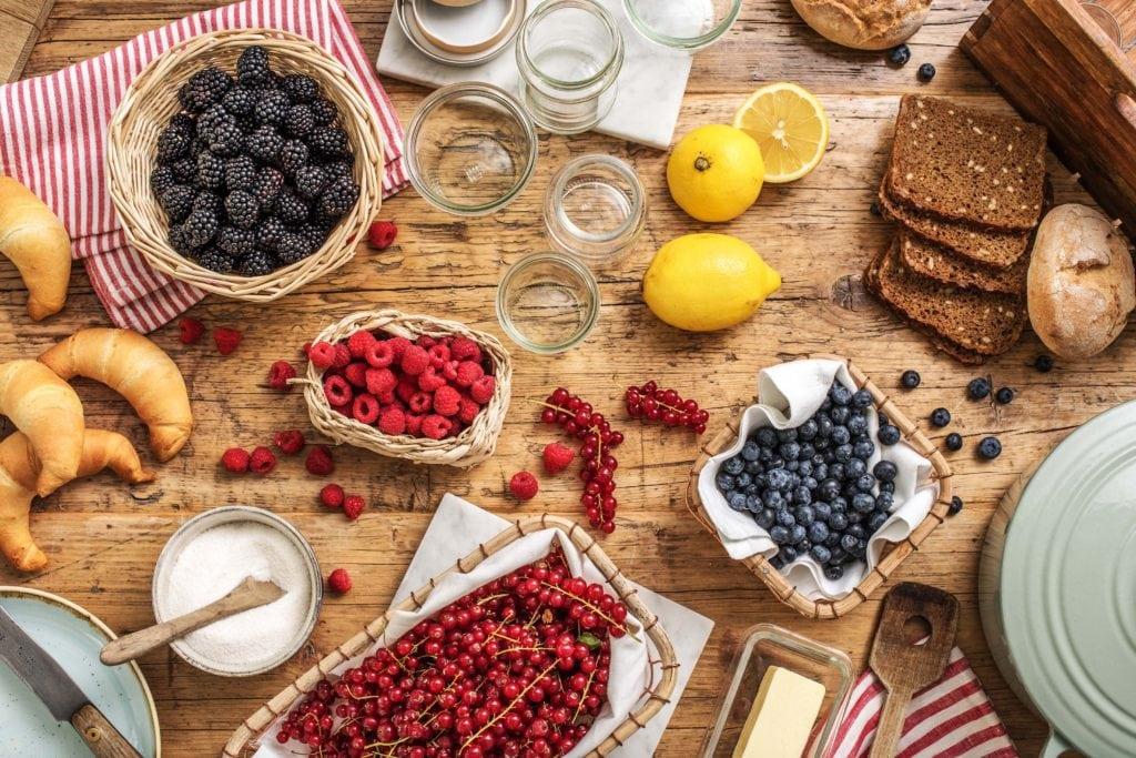 Marmelade einkochen leicht gemacht