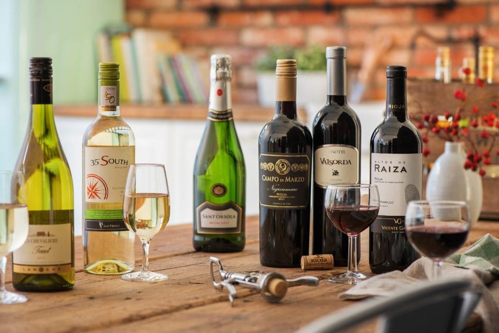 Es gibt über 1000 Weinsorten weltweit