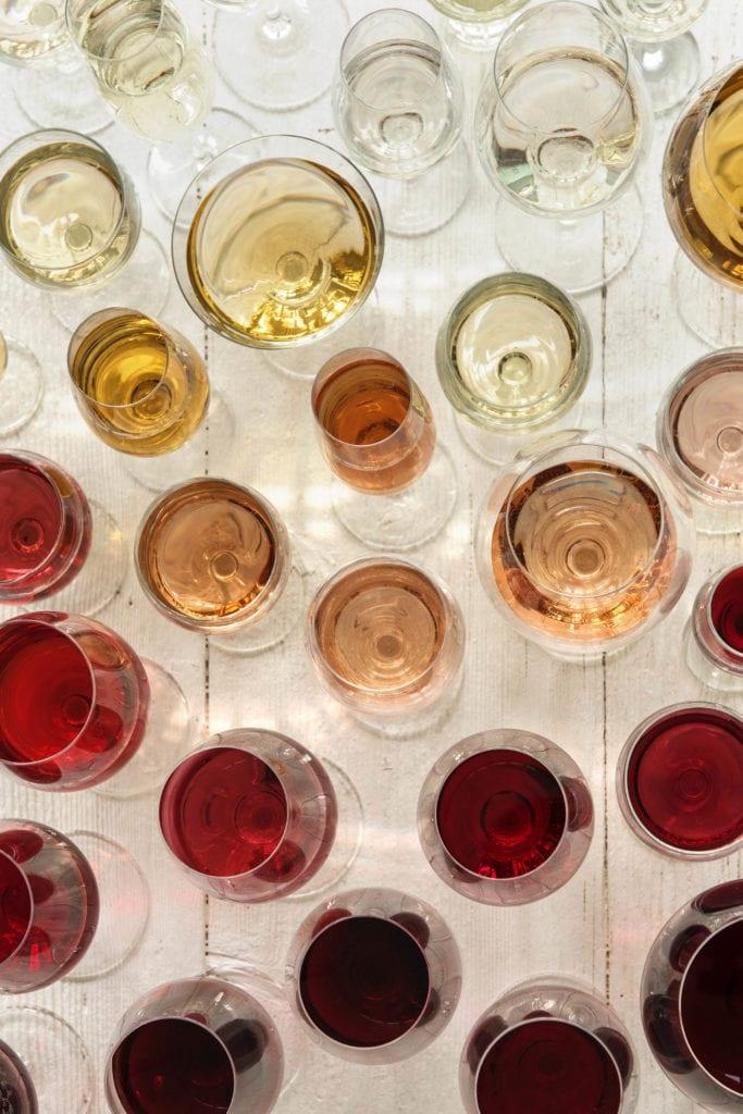 Mehr als 600 neue Weine kommen täglich auf den Markt