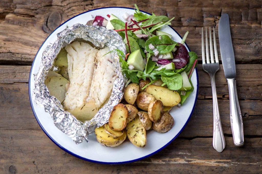 Frisch kochen hilft gegen Spontankäufe