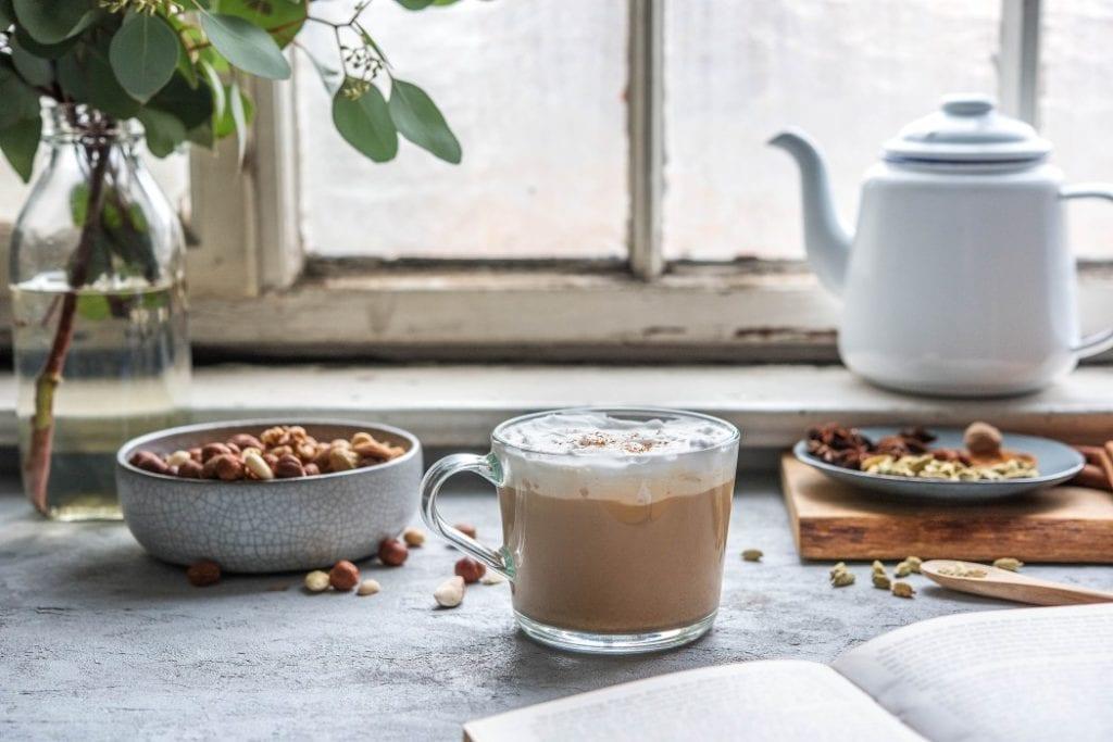 Chai Latte zur Entspannung