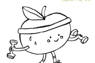 Kidspiration: spaar voor een groenteslinger!