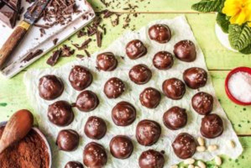 œufs en chocolat