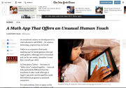 Thinkster - As Featured in the New York Times!