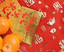 Many employers will reward their domestic helpers with a lai see/ang bao in Chinese New Year