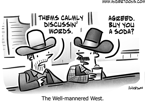 The Code Of The West