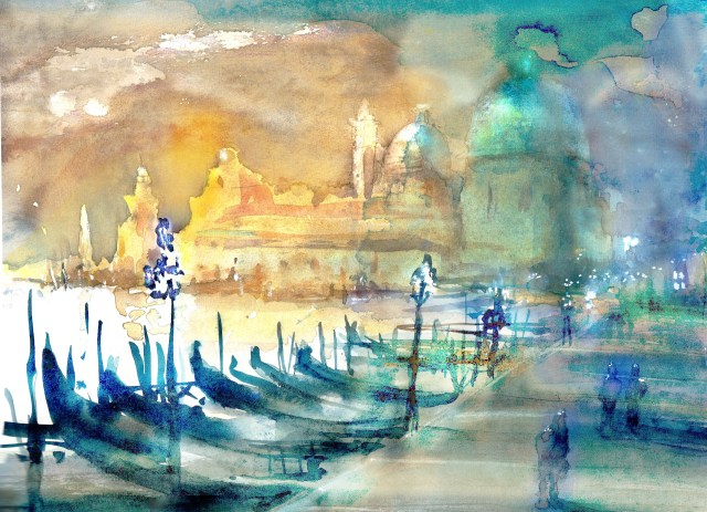 Venedig negativ Beispiel für fehlende Kontraste