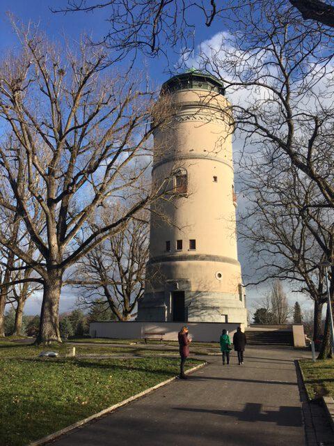 Vorlage Malwettbewerb Wasserturm Basel, Tine Klein