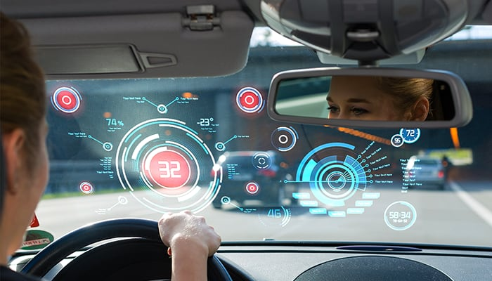 Gesture Recognition car