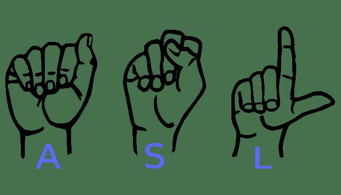 Sign Language ASL