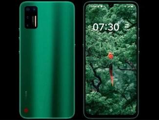 Smartphone TikTok