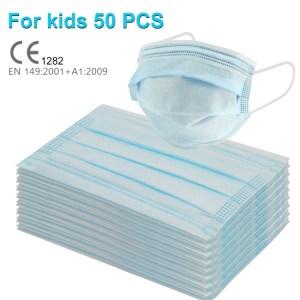 Masques pour enfants x 50