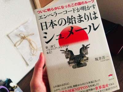 【日本の始まりはシュメール】衝撃的な古代史を語る坂井先生を囲んでのワクワクセミナー