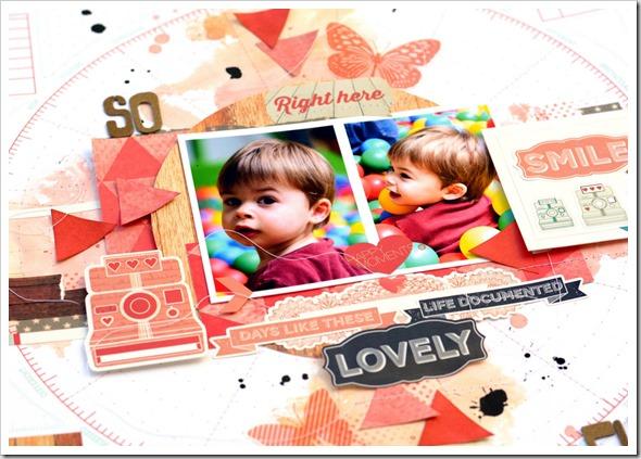 June 19 Lovely LO 3