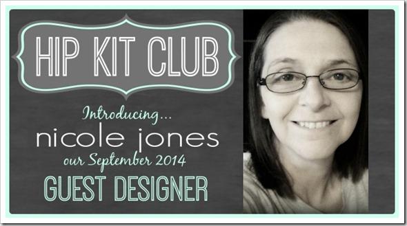 Nicole Jones Announcement