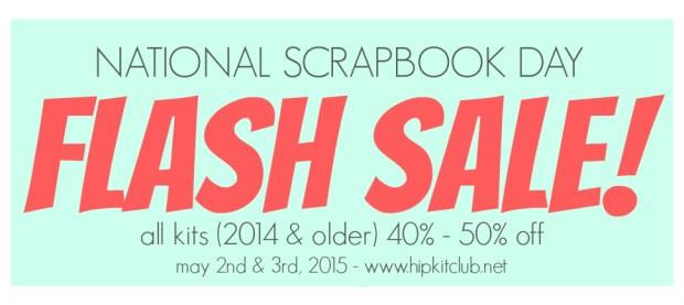 NSD Flash Sale a